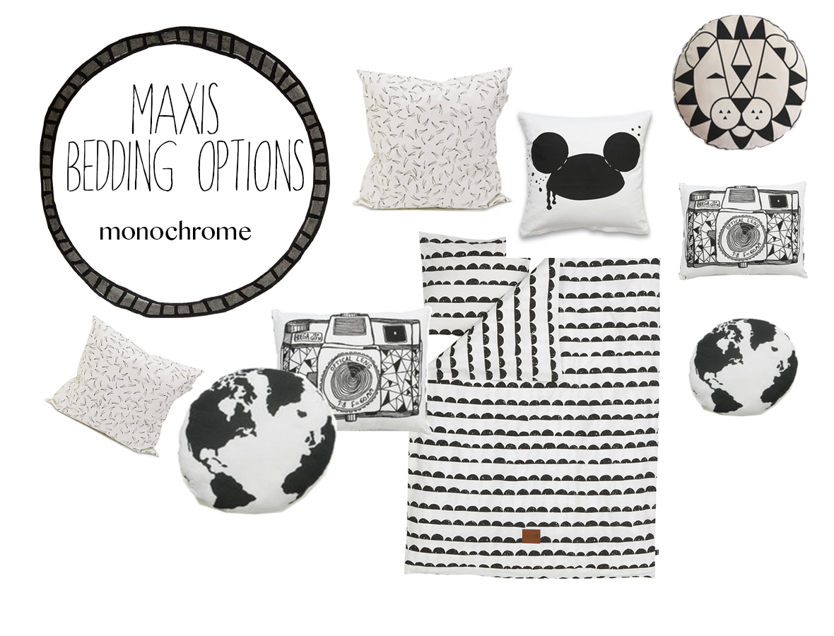 Monochrome makeover www.polishedpurposefulpretty.com